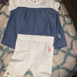 Ralph Lauren, little girl outfit